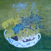 Spring Tureen - oil on linen by JDL