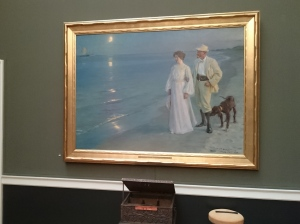 The painter and his wife