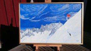 The Alpine Skier